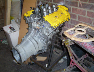 Crapengineering The Home Of The Kl V6 Conversion Home
